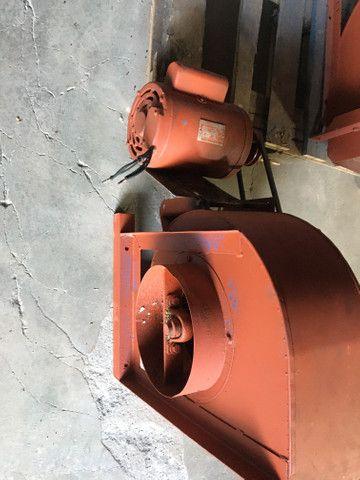 Exaustor 127/220 alta rotação - Foto 4