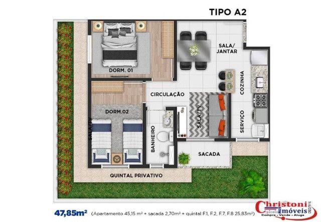 Pq dos IPÊS apartamento - Foto 11