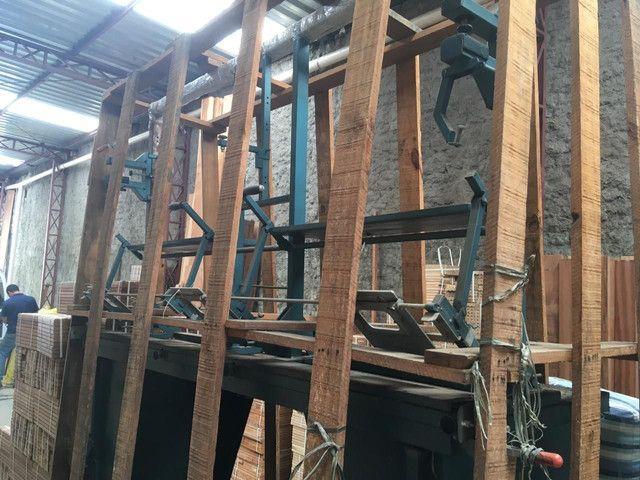 Máquina para montagem de portas ou kit pronto - Foto 5