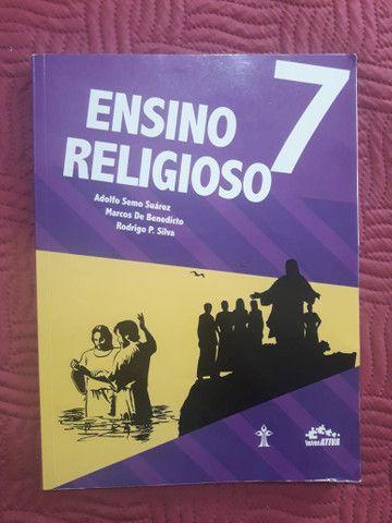 Dois kits de livros 7° ano Adventista.  - Foto 3