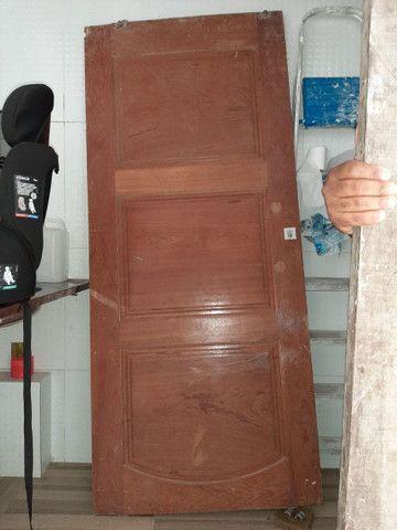 Porta Massaranduba nova