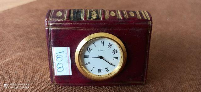 Relógio de Mesa Quartz - Foto 3