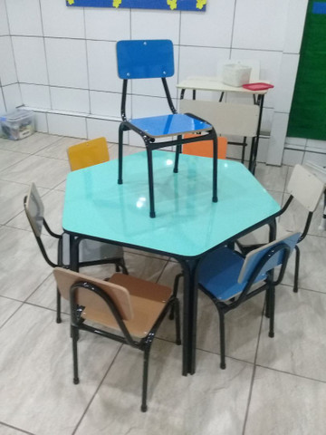 Móveis Escolares infantil (fábrica)  - Foto 2