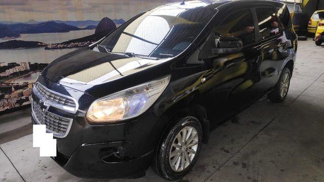 Spin lt 1.8 automatica, ex taxi, nova demais, aprovação imediata, sem comprovação renda!!! - Foto 7
