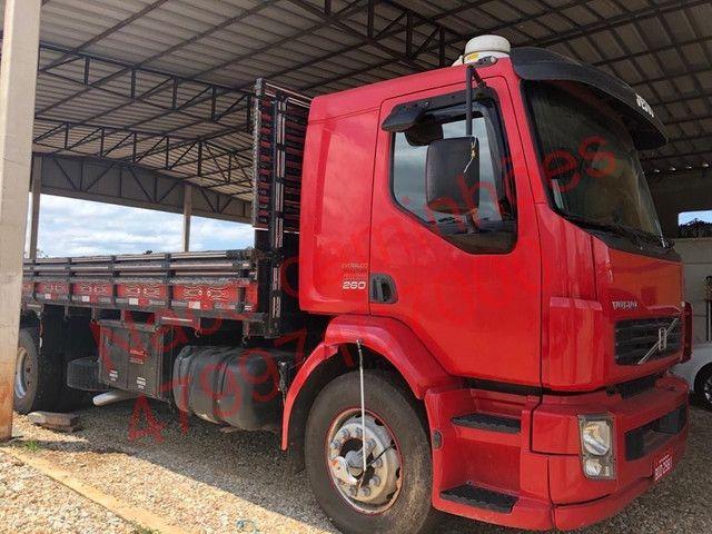 Caminhão VM 260 volvo - Foto 4