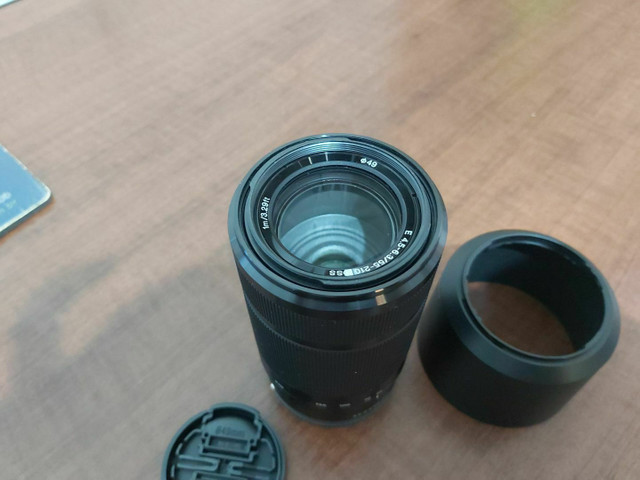 Lente Sony E 55-210mm - Foto 2