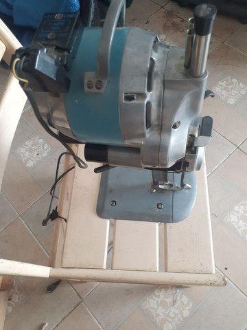 Máquina de cortar tecido  - Foto 2