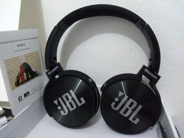 Fone Bluetooth JBL Everest Headset - 950bt - Foto 4