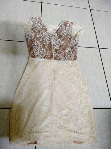 Vestido de renda - Foto 2