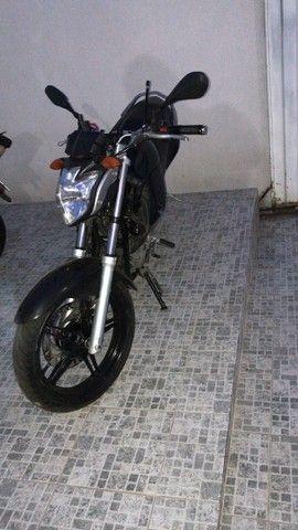 VENDE-SE MOTO YS 250 FAZER / FAZER L.EDITION/GASOLINA 2011 - Foto 9