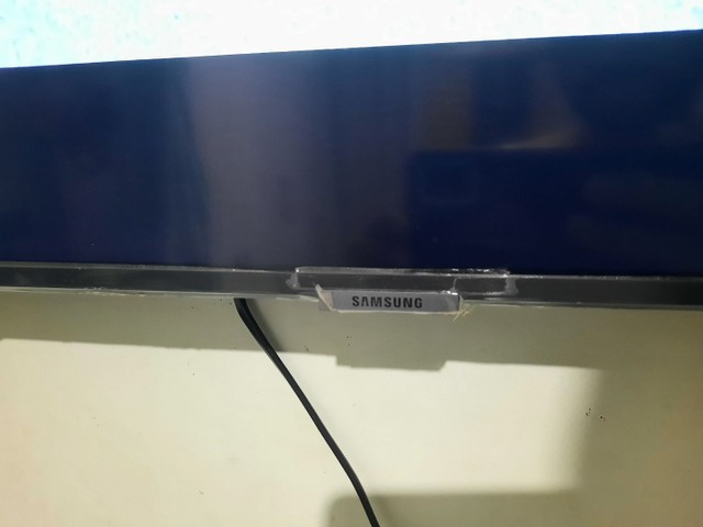 Tv 55 4k troco por iPhone  - Foto 2