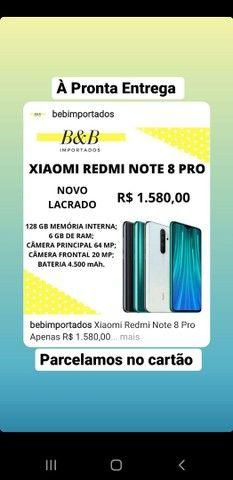Xiaomi Redmi Note 8 Pro Novo