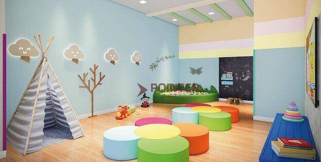 Apartamento com 3 dormitórios à venda, 83 m² por R$ 560.000,00 - Setor Oeste - Goiânia/GO - Foto 17