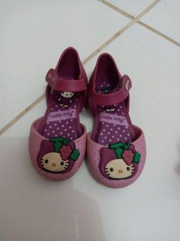 lotinho sandálias De menina  - Foto 6