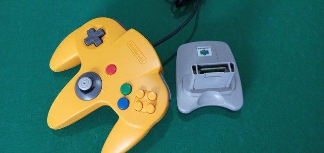 Controle Nintendo 64 - Foto 2