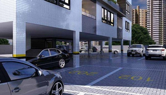 Apartamento com 2 dormitórios à venda, 57 m² por R$ 281.900,00 - Jardim Oceania - João Pes - Foto 8