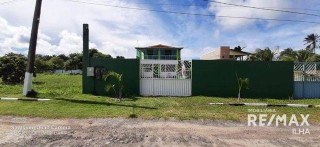 2 Casas com 5 dormitórios à venda, 250 m² por R$ 370.000 - Barra Grande - Vera Cruz/BA - Foto 16