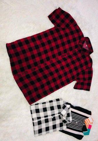 Camisas Viscoses - Foto 6