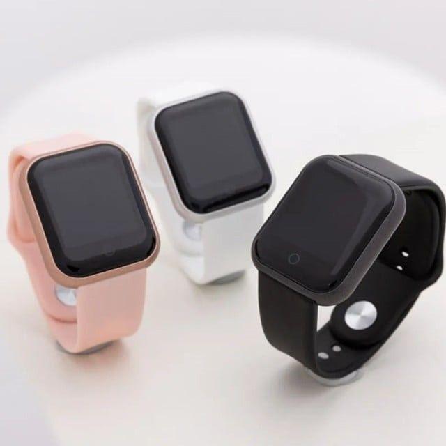 y68 / d20 Smart Watch Relógio Inteligente - Foto 5