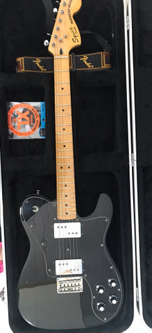 Guitarra Squier Classic Vibe 70s Telecaster Deluxe - Foto 3