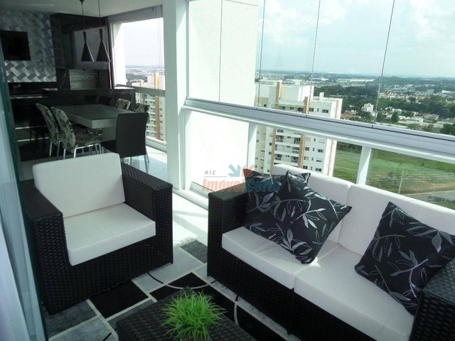 Apartamento Mobiliado no Ecoville - Foto 8