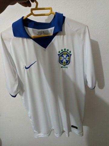 Camisa do Brasil nunca usada no preço 50$$