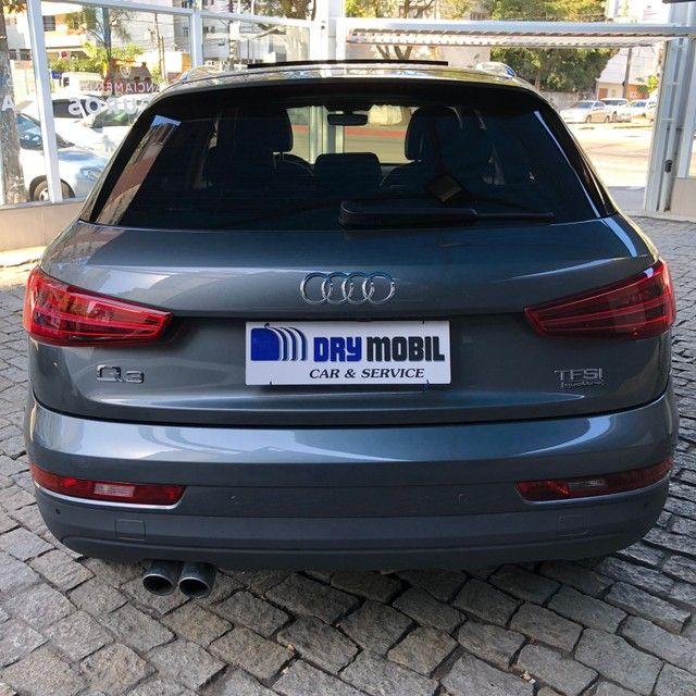 Audi Q3 Ambition 2.0 tfsi Quattro - 2018 - Único Dono - Foto 4