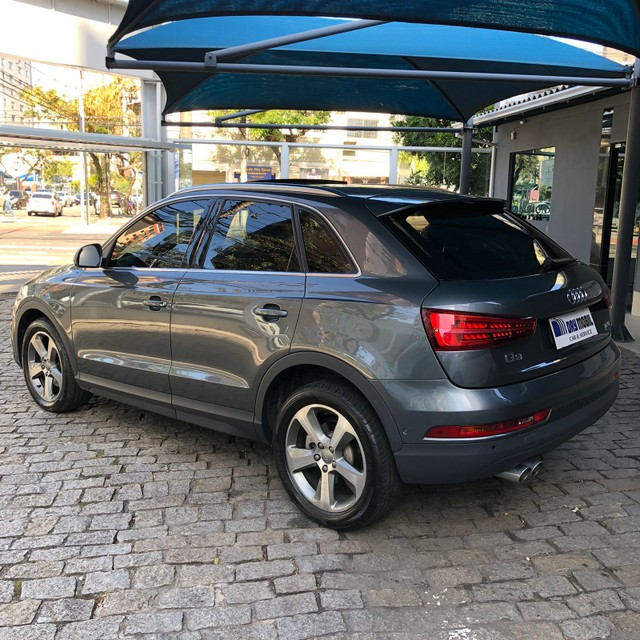 Audi Q3 Ambition 2.0 tfsi Quattro - 2018 - Único Dono - Foto 3