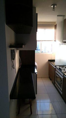 Apartamento mobiliado para alugar - Foto 2