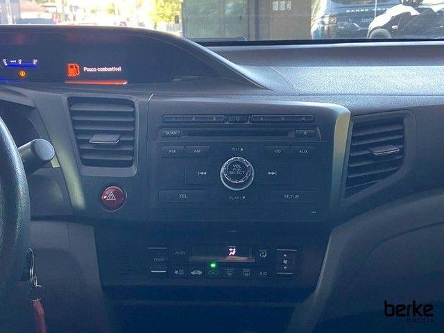 Honda Civic Sedan LXR 2.0 Flexone 16V Aut. 4p - Foto 11