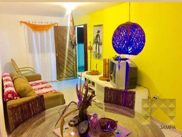 Apartamento Duplex com 3 dormitórios à venda, 135 m² por R$ 200.000 - Enseada de Jacumã -  - Foto 2