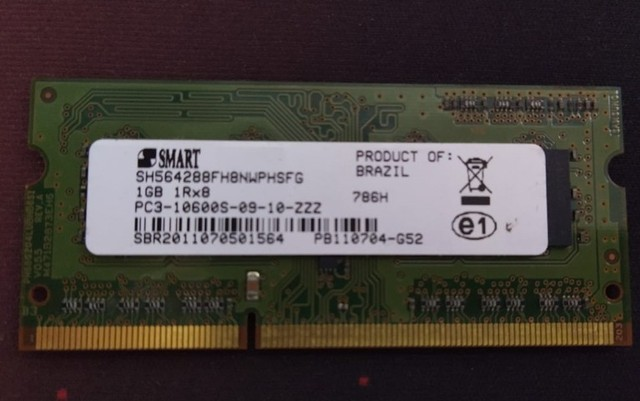 Memoria RAM notebook DDR3 4GB / 4 GB / 1 GB - Processador Pc Intel 775 - Foto 3