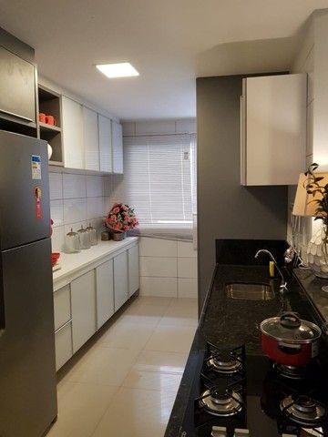 Apartamentos de 2 e 3 quartos na Cohama, elevador e acabamento no porcelanato.  - Foto 3