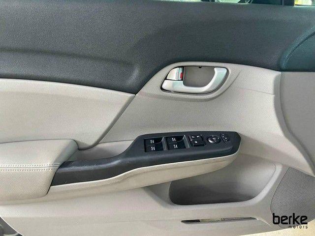 Honda Civic Sedan LXR 2.0 Flexone 16V Aut. 4p - Foto 7