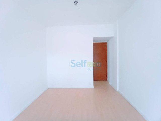 Apartamento com 2 dormitórios para alugar, 60 m² - Barreto - Niterói/RJ - Foto 3