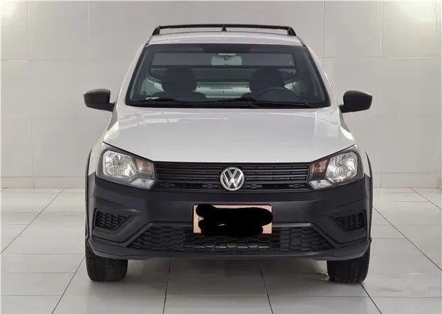 Volkswagen Saveiro 1.6 MSI ROBUST CS 8V FLEX 2P MANUAL - Foto 2