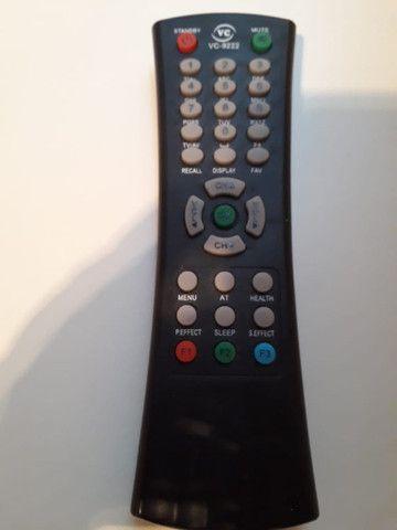 Tv 21p Philco Super Slim Plana Ph21m Ss - Com Defeito - Foto 4