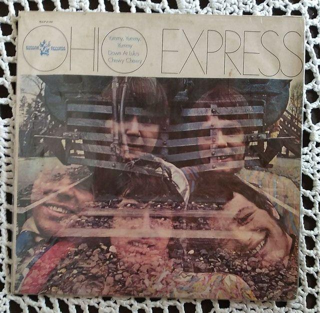 Lp Ohio Express 1969 Buddah Records disco vinil