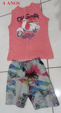 vendo roupas de menino - Foto 4