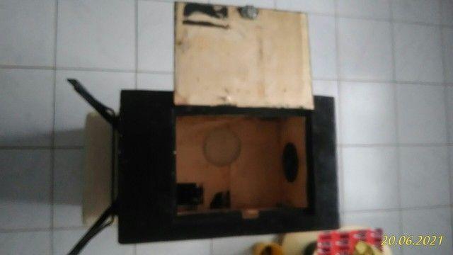 Caixa de som p/ moto 200R$ - Foto 3