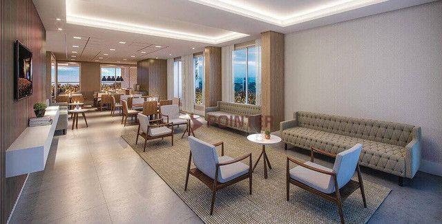 Apartamento com 3 dormitórios à venda, 83 m² por R$ 560.000,00 - Setor Oeste - Goiânia/GO - Foto 18
