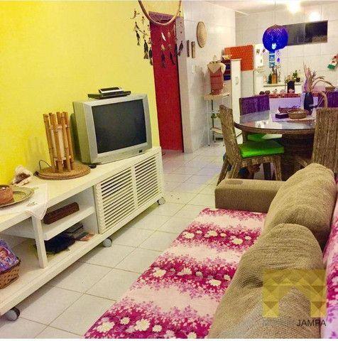 Apartamento Duplex com 3 dormitórios à venda, 135 m² por R$ 200.000 - Enseada de Jacumã -  - Foto 8