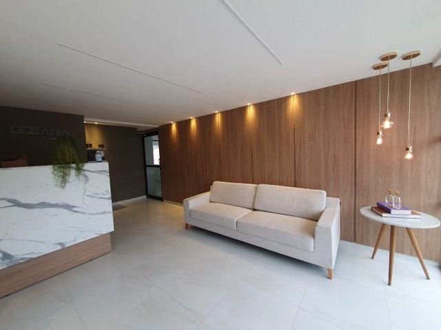 Apartamento novo para venda com 74m² com 3 quartos em Aeroclube - João Pessoa - Paraíba - Foto 2