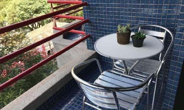 Apartamento à venda com 1 dormitórios em Paraíso, São paulo cod:AP2529_VIEIRA - Foto 7