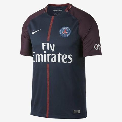 Camisa PSG do Mbappe
