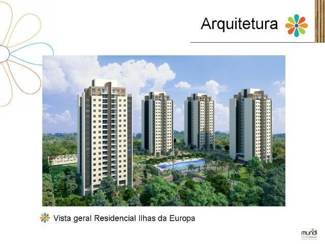 Mundi Resort Residencial (Localizado no V8)