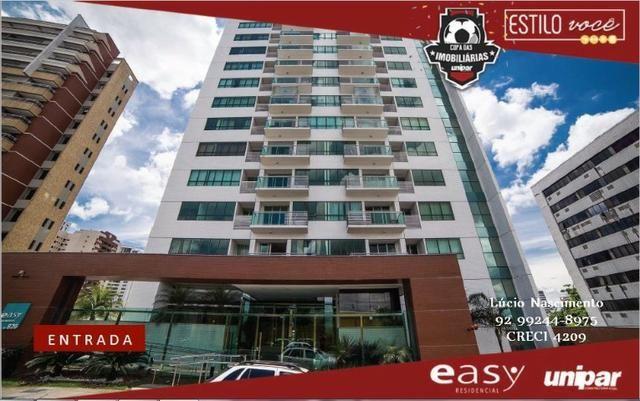 Easy Vieiralves - Cobertura Linear - 123 m² - Novo Pronto Morar