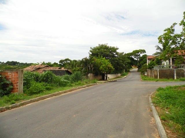 Terreno Porto da Roça com RGI rua asfaltada