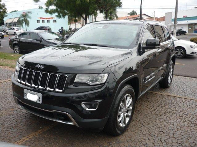 Good JEEP GRAND CHEROKEE 2013/2014 3.6 LIMITED 4X4 V6 24V GASOLINA 4P AUTOMATICO