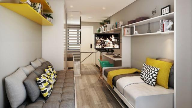 Studio 1 Dormitório Centro de Curitiba - Foto 8